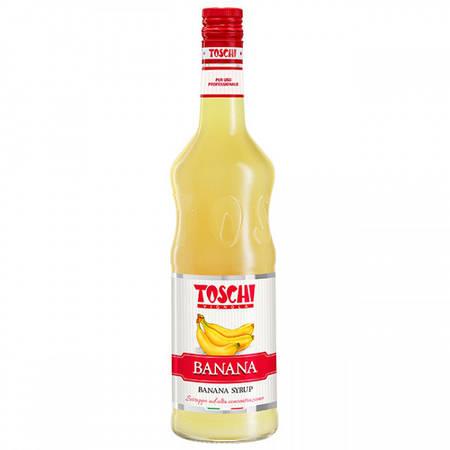 Сироп Toschi (Тоши) Банан 1л