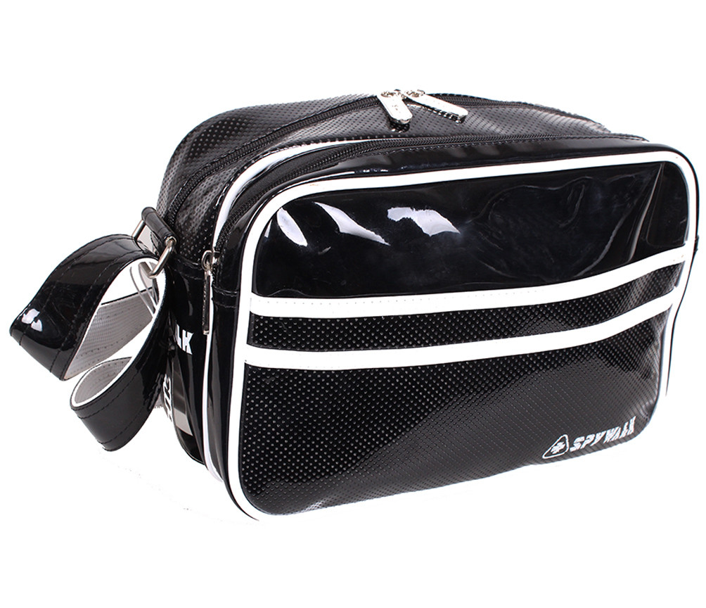 Спортивная сумка из искусственной кожи sport302685 черная