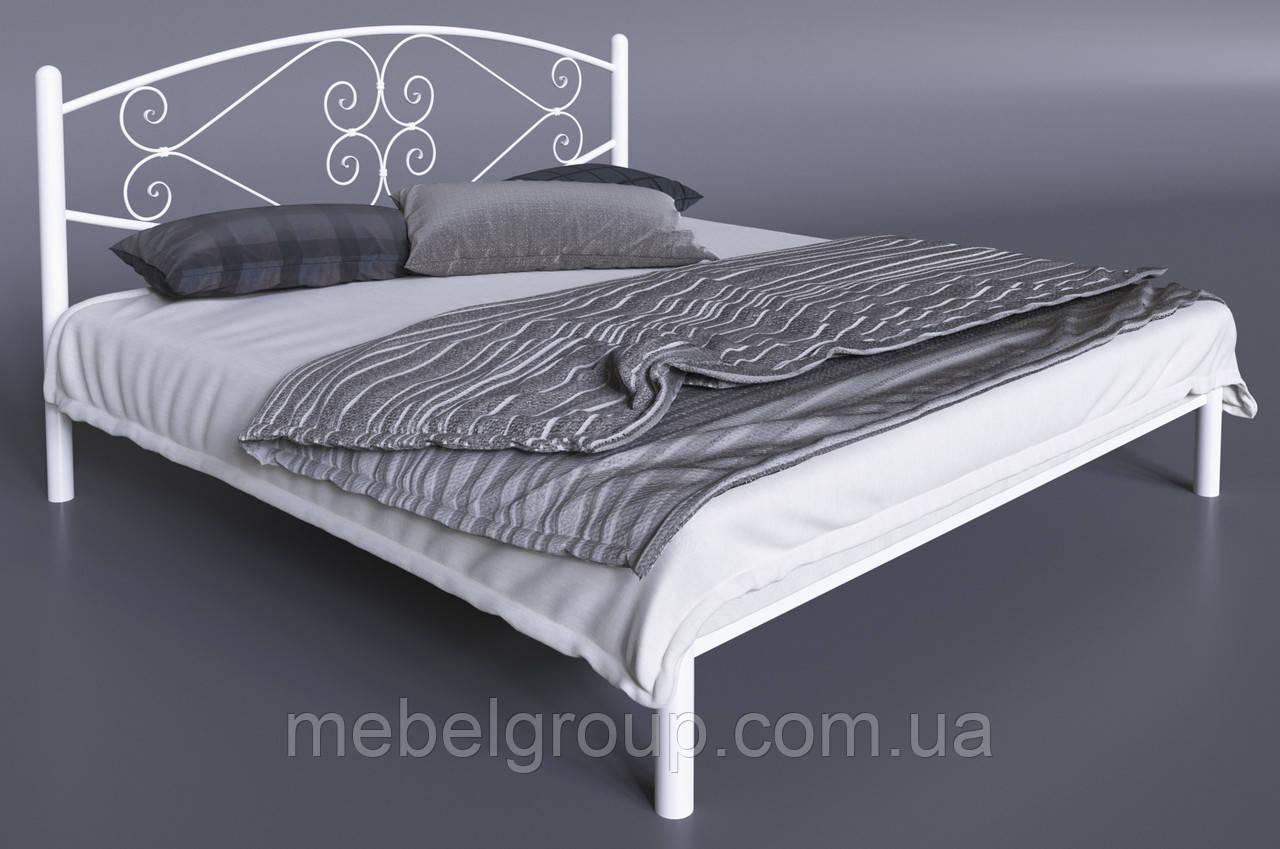 Металева ліжко Камелія
