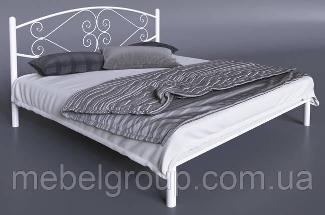 Металева ліжко Камелія, фото 2