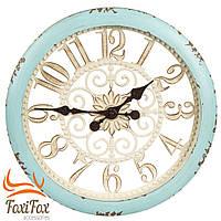Настенные часы в стиле прованс Retro