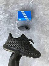 Женские кроссовки Adidas tubular black, фото 3