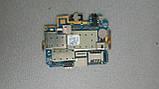 Телефон Nomi i505 Jet Black на запчасти или восстановление, фото 5