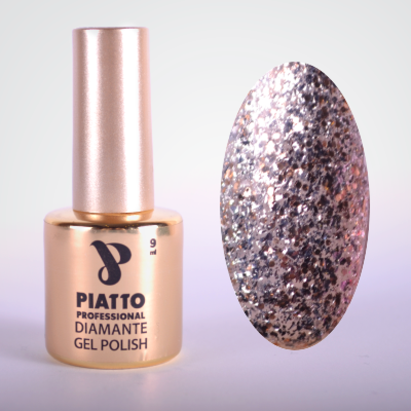 Гель лак piatto ''diamant'' №02