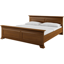 Ліжко з ДСП/МДФ в спальню Lóżko pod materac 200x160  ze stelażem Bolero Dig-net