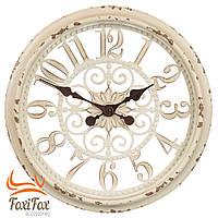 Настенные часы в стиле винтаж Cream