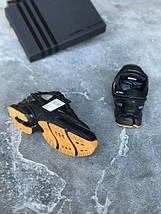 Женские кроссовки Adidas Raf Simons Ozweego 2 Bunny – Black, фото 3