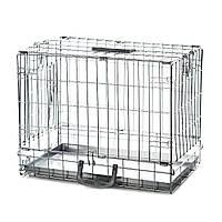 Клітка для собак Inter Zoo Dog 1 цинк