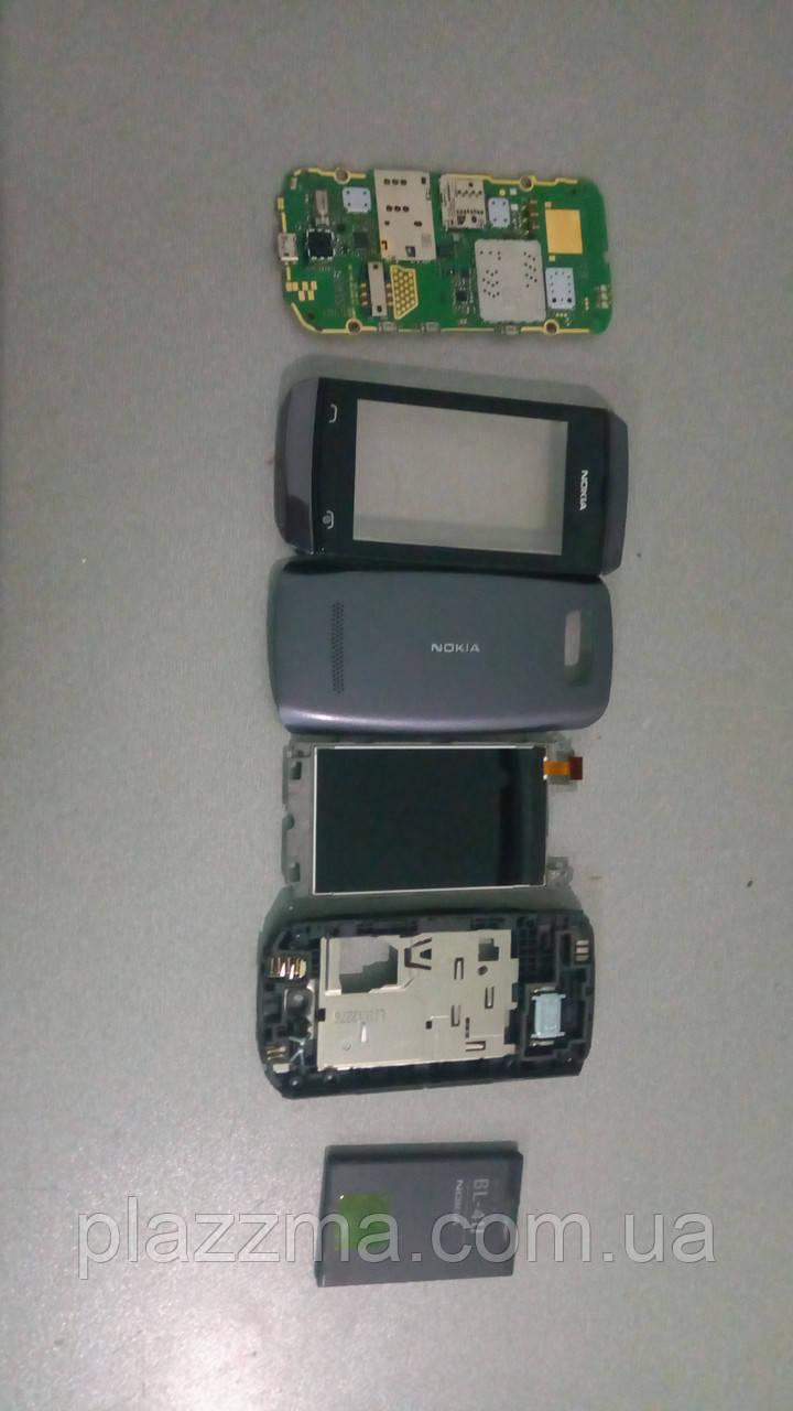 Nokia asha305 на запчастини або відновлення