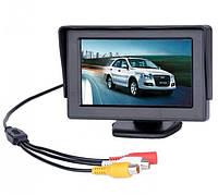 """Автомобильный монитор для камеры заднего вида 4,3"""""""