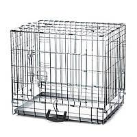 Клетка для собак Inter Zoo Dog 2 из цинка