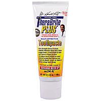 TheraBreath, TheraBrite Plus, мульти-эффективная зубная паста, 3,5 унции (100 г)