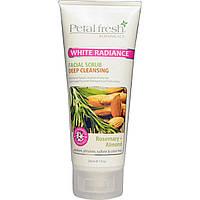 Petal Fresh, Botanicals, Маска для сияния кожи лица из белой глины, розмарин и миндаль, 7 ж. унций (200 мл)