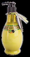 Бальзам для ног заживляющий трещины с оливковым и облепиховым маслом (дозатор)