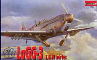 Истребитель LAGG-3 series 1,5,11