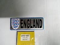 Металлизированная наклейка для тюнинга ENGLAND