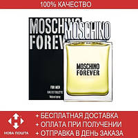 Moschino Forever For Men EDT 100ml (туалетная вода Москино Форевер Фо Мэн )