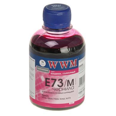 Чернила WWM EPSON CX3700/T26/TX106 Magenta (E73/M) - clementin.com.ua в Днепре