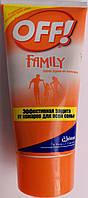 Крем Off family для всей семьи от комаров 50мл