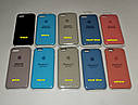 Силиконовый чехол Apple Silicone Case for iPhone  7/8  SE 2020 цвета, фото 2