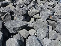 Камень бутовый серый 150-300 мм