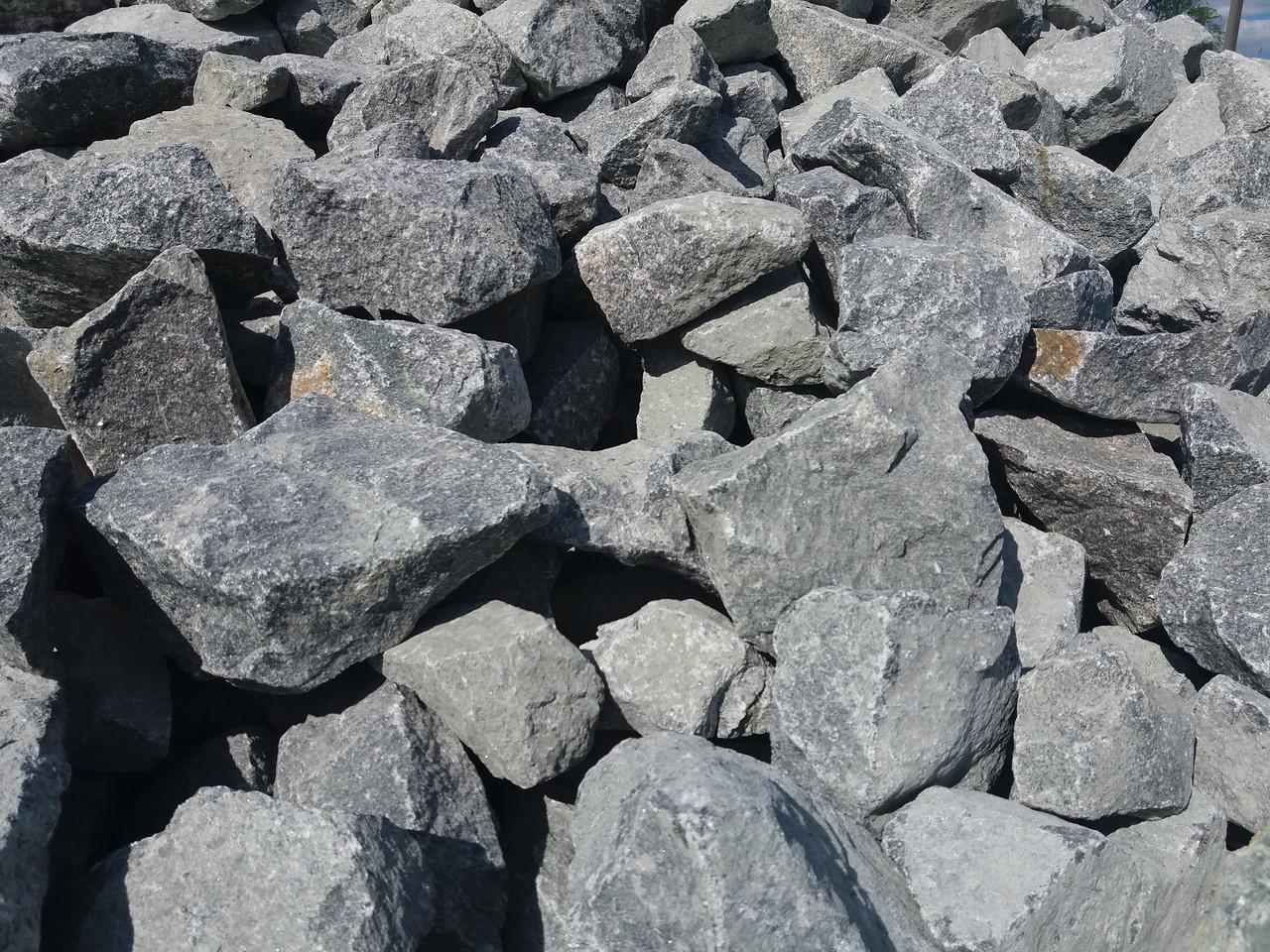 Камень бутовый серый 150-300 мм, фото 1