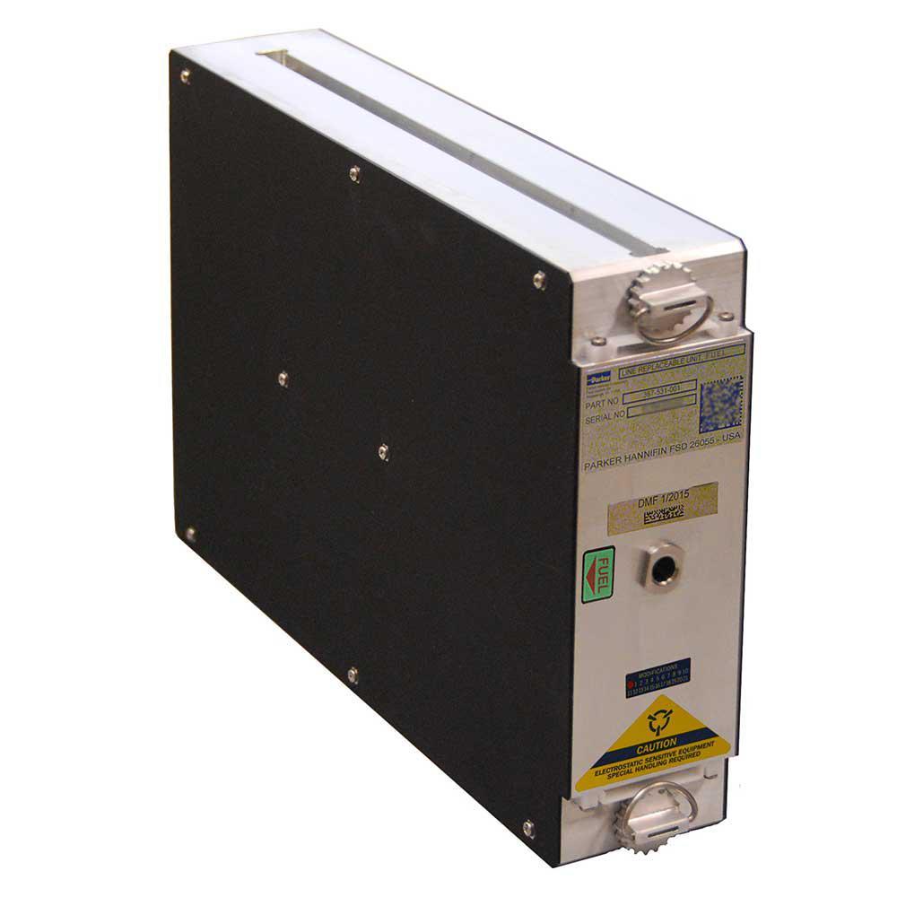 Контроллер инерции топливного бака Parker для авиатехники