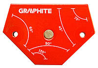 Сварочный магнитный фиксатор Graphite 56H904