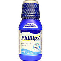 Phillip's, Настоящее молоко магнезии, оригинальное, 12 жидких унций (355 мл)