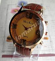 Женские кварцевые часы McyKcy Brown Уценка