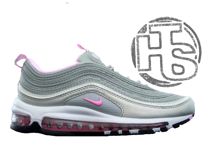 Женские Кроссовки Nike Air Max 97 OG QS Silver Pink 884421-202 — в ... 1dc360d57b2a0