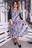 Платье Надюша р 60-66, фото 1