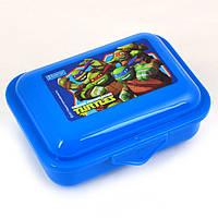 """706250 Контейнер для еды 1 Вересня """"Ninja Turtles"""" 280 мл, фото 1"""