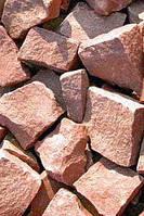 Камни малиновый кварцит 20 кг для бани и сауны
