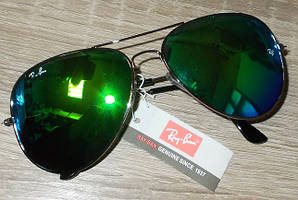 Солнцезащитные очки Ray Ban копия  авитаторы модель №RB6