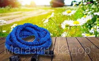 Шланг поливочный MagicHOSE-45м + Садовые перчатки с когтями 2 в 1 Garden Gloves, фото 3