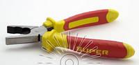 Плоскогубцы 200 мм LTL20003 с цветными ручками