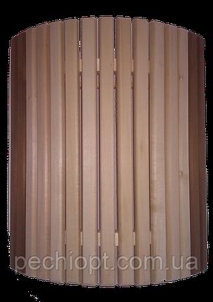 Ограждение светильника угловое с термовставкой  для бани и сауны, фото 2