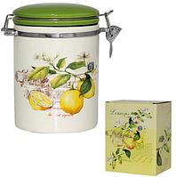 Емкость для сыпучих продуктов S&T Лимон 0.75л (629-7)
