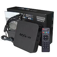 ТВ-приставка MXQ 4K