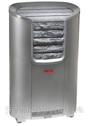 Каменки для сауни і лазні HELO CAVA 6 DE хром 6 кВт, фото 2