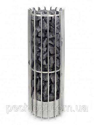 Электрокаменка для сауны и бани Helo ROCHER 105DE хром 10,5 кВт, фото 2