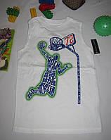 Спортивная майка Faded Glory Баскетбол рост 116 см белая 07089, фото 1