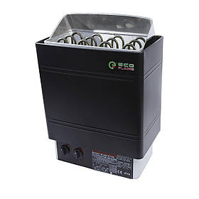 Банная печь EcoFlame AMC-90 STJ 9 кВт