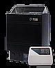 Печь для сауны EcoFlame AMC 90-D 9 кВт + пульт CON4