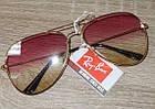 Солнцезащитные очки Ray Ban копия авитаторы модель №RB14