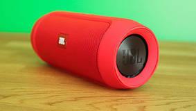 Портативная колонка JBL CHARGEJ2+ с USB+SD+ Bluetooth + FM радио