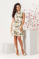 Платье женское камуфляж, фото 1
