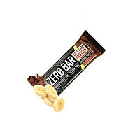 Biotech USA, Протеиновый батончик Zero Bar Chocolate-Banan 50 грамм