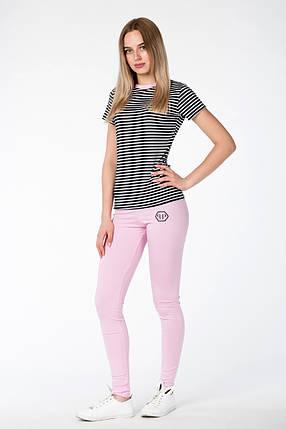 КОСТЮМ СПОРТИВНЫЙ ЛЕТНИЙ ~PP-Line~ цвет розовый, фото 2
